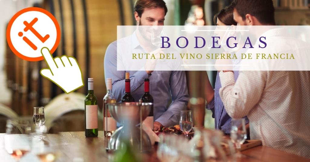 Bodegas - Ruta del Vino Sierra de Francia